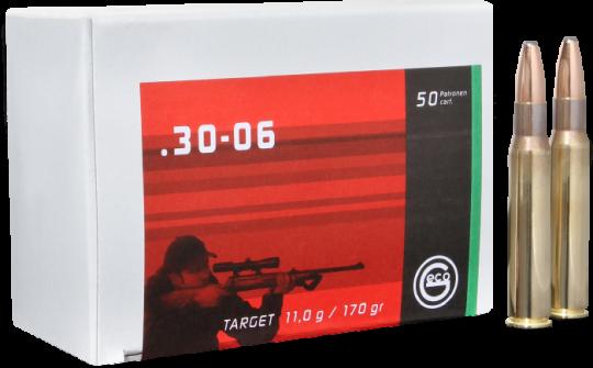 Geco 30-06 Target
