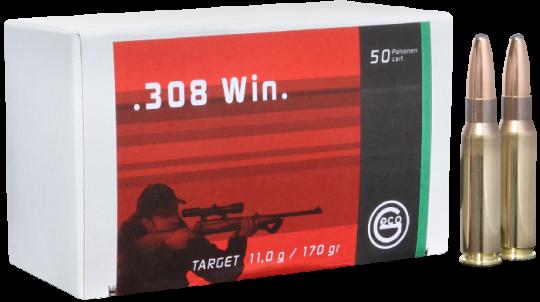 Geco 308win Target