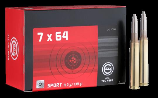 Geco 7x64 Sport