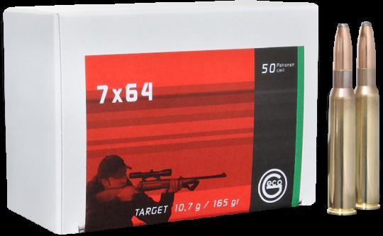Geco Target 7x64