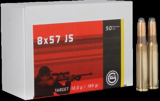 Geco 8x57is Target