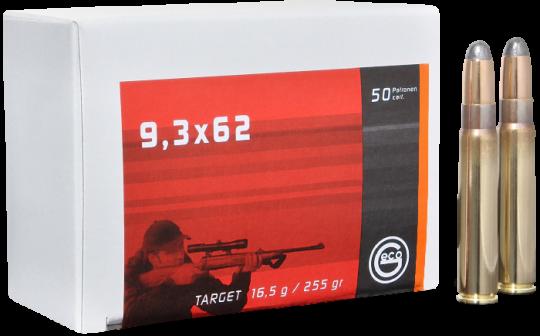 Geco 9,3x62 Target