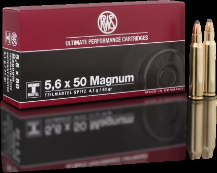 RWS 5,6x50 mag TMS
